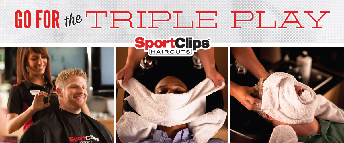 The Sport Clips Haircuts of Bloomington - Park Place on France Triple Play